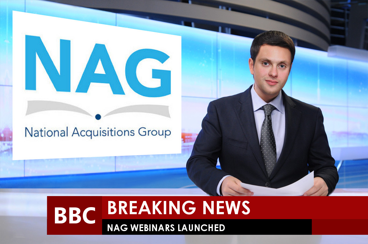 webinar breaking news